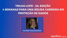 PROGRAMA TRILHA LGPD TURMA 3 (ao vivo)